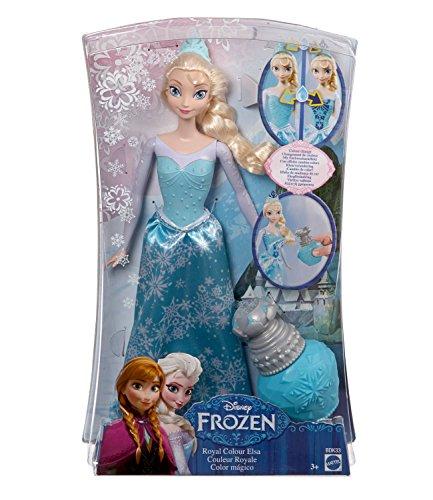 Disney-Frozen-Elsa-Anna-Girls-Royal-Color-Elsa-Doll-blue
