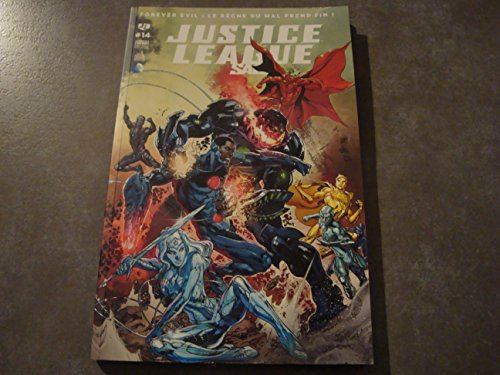 Justice League Saga 14