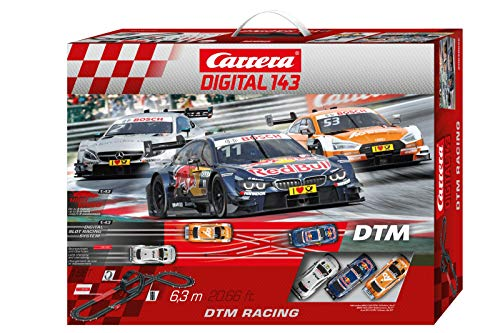 Carrera Digital 143 DTM Racing