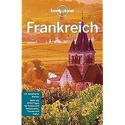 Lonely Planet Reiseführer Frankreich (Lonely Planet Reiseführer Deutsch) Autovermietung Frankreich
