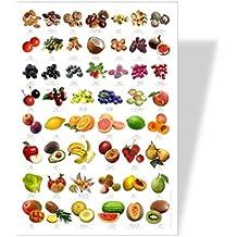 Achat Nature - Póster de frutas