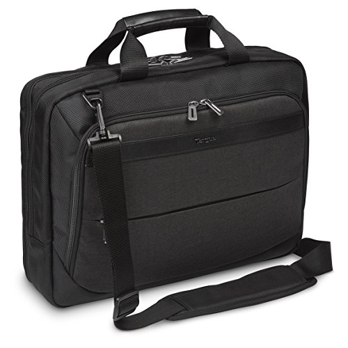 TARGUS CitySmart Professional Multi-Fit 35-39cm 14-15,6Zoll Laptop Topload Black & Grey