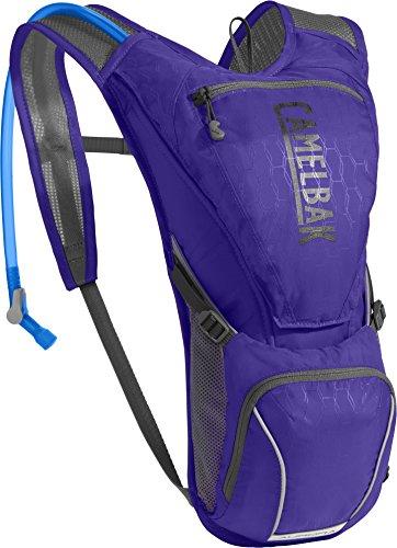 CamelBak 1312501900 - Pack y bolsa de hidratación para ciclismo, talla única, color gris