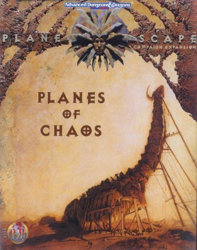 Planes of Chaos (Advanced Dungeons & Dragons, 2nd Edition: Planescape, Campaign Expansion/2603) by Wolfgang Baur (1994-07-01) par Wolfgang Baur;Lester Smith