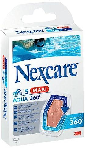Nexcare N1205DM Aqua 360 degree Maxi Pflaster 60 x 89