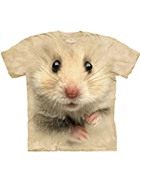 Hamster Face Pet T Shirt Child Unisex The Mountain