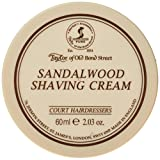 #9: Taylor of Old Bond Street 60ml Sandalwood Shaving Cream Bowl