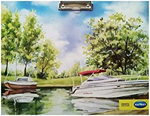 Navneet My Drawing Clip Board A3 Size