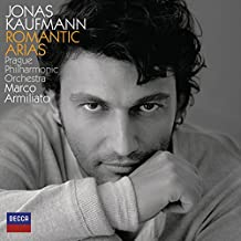 Jonas Kaufmann : Airs romantiques