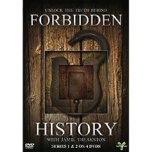 Forbidden History (4 DVD SET)With Jamie Theakston: Series 1-2