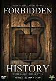 Forbidden History (4 DVD SET)With Jamie Theakston: Series 1-2 [DVD] [UK Import]