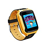 Festnight Kids Smart Watch Phone Bluetooth Sweatproof Phone with1.44 TFT Touch Screen GPS