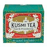 Kusmi Tea Green St. Petersburg, 20 Beutel a 2,2gr. = 44gr