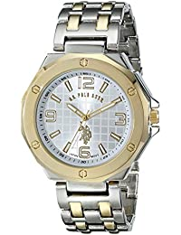 U.S. Polo Assn. Classic Men's USC80267 Analog Display Analog Quartz Two Tone Watch