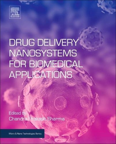 Drug Delivery Nanosystems for Biomedical Applications (Micro and Nano Technologies)