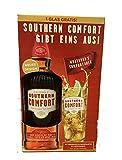 Southern Comfort Liqueur 0,7 l mit original Longdrink Glas