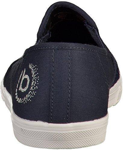 Bugatti Slippers Uomo Blau(Dunkelblau)