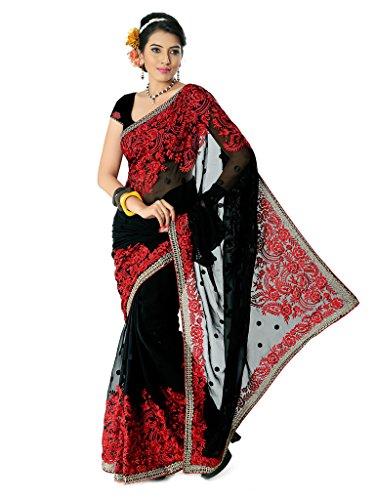VINTAGE Girls cotton saree(VINTAGE O27_multi colour_Freesize)