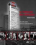 Martini Center - La terrasse des légendes : Bruxelles 1958-1978