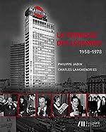 Martini Center - La terrasse des légendes : Bruxelles 1958-1978 de Philippe Jadin