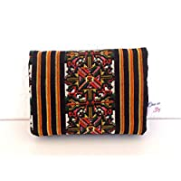 Rolling tobacco cigarette pouch for women, Baccy wallet