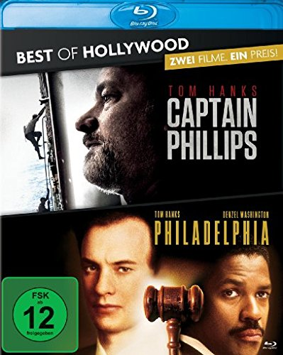 Bild von Captain Phillips/Philadelphia - Best of Hollywood/2 Movie Collector's Pack 88 [Blu-ray]