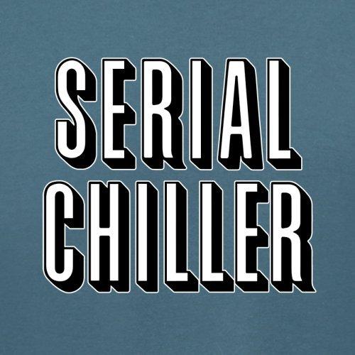Serial Chiller - Damen T-Shirt - 14 Farben Indigoblau