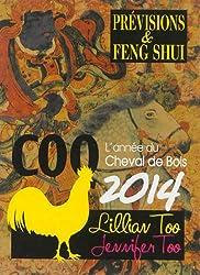 Coq 2014 - Prévisions & Feng Shui