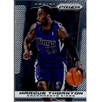 2013 /14 Panini Prizm Basketball Card # 185 Marcus Thornton Sacramento Kings