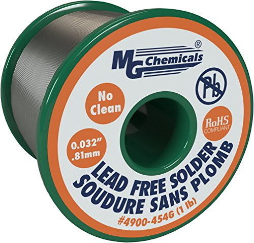 mg-chemicals-sn99-963-tin-07-copper-3-silver-no-clean-lead-free-solder-0032-diameter-1-lbs-spool