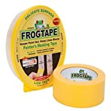 Frogtape Delicate Surface Masking Tape 36mm x 41.1m by Shurtape UK
