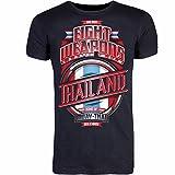8Weapons Muay Thai T-shirt, Mighty Thaïlande m