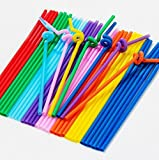 Artistic Straw Pack Of 100pc