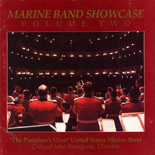 Marine Band Showcase Vol. 2 Us Marine Band
