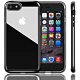 iVAPO Coque iPhone 7 Transparante en Silicone Coque iPhone 7 Durable Antichoc Etui iPhone 7 ...