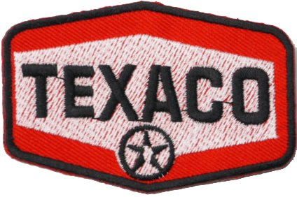 texaco-hexagon-sign-embroidered-badge-patch-iron-or-sew-on-75cm-x-5cm