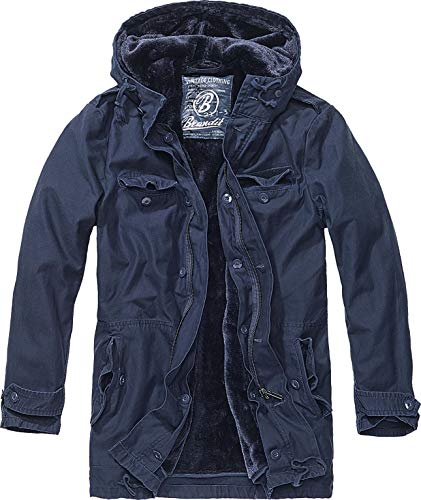 Brandit BW Parka Winterjacke Navy 5XL