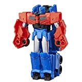 Hasbro Transformers RID Combiner Force 1 Step Changer Optimus Prime, Blue