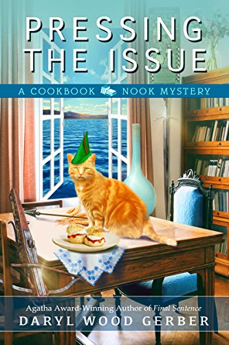 Pressing the Issue (A Cookbook Nook Mystery 6) (English Edition ...