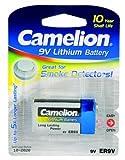 Block-Batterie Camelion Lithium, 9V, Typ ER9V, 1200mAh, 1er Blister