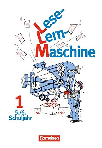 Lese-Lern Maschine 1. Arbeitsheft, 2. Auflage