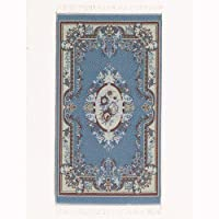 The Dolls House Emporium Blue Victoria Rug