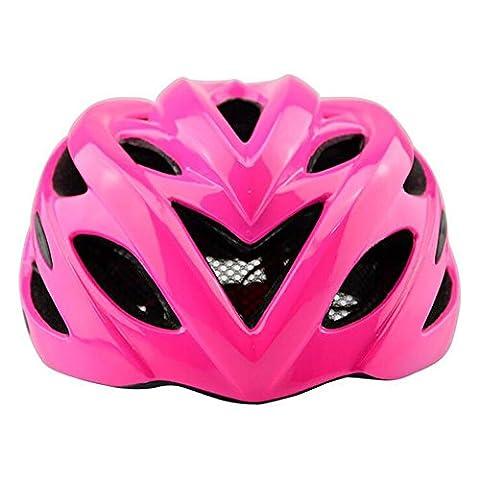 Lei HuanLeBao Fahrradhelm Professionelle Qualität Ein Molding Reithelm Männer und Frauen können , pink