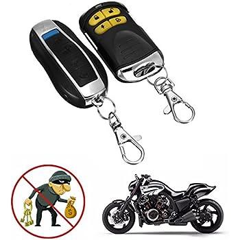 Pasang GPS atau alarm untuk motosikal anda