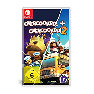 OVERCOOKED + OVERCOOKED 2 – [Nintendo Switch]