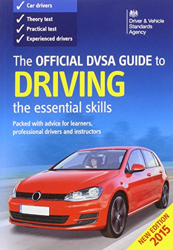 DVSA Official 2014 Guide to Driving: the Essential Skills Book