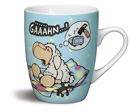 Kaffeebecher Stress (Nici 39221 Tasse Gääähn...! Porzellan)