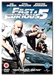 The Fast And The Furious 5 [DVD]