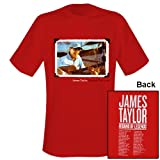 Photo de James Taylor - T-Shirt Tour 2008 (in S) par James Taylor