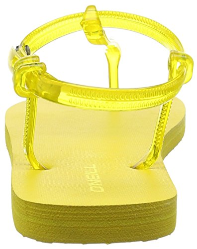 O'Neill Fw Summertime, Tongs femme Jaune - Gelb (Yellow Curry 2025)
